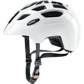 UVEX Finale Junior Helmet white-black